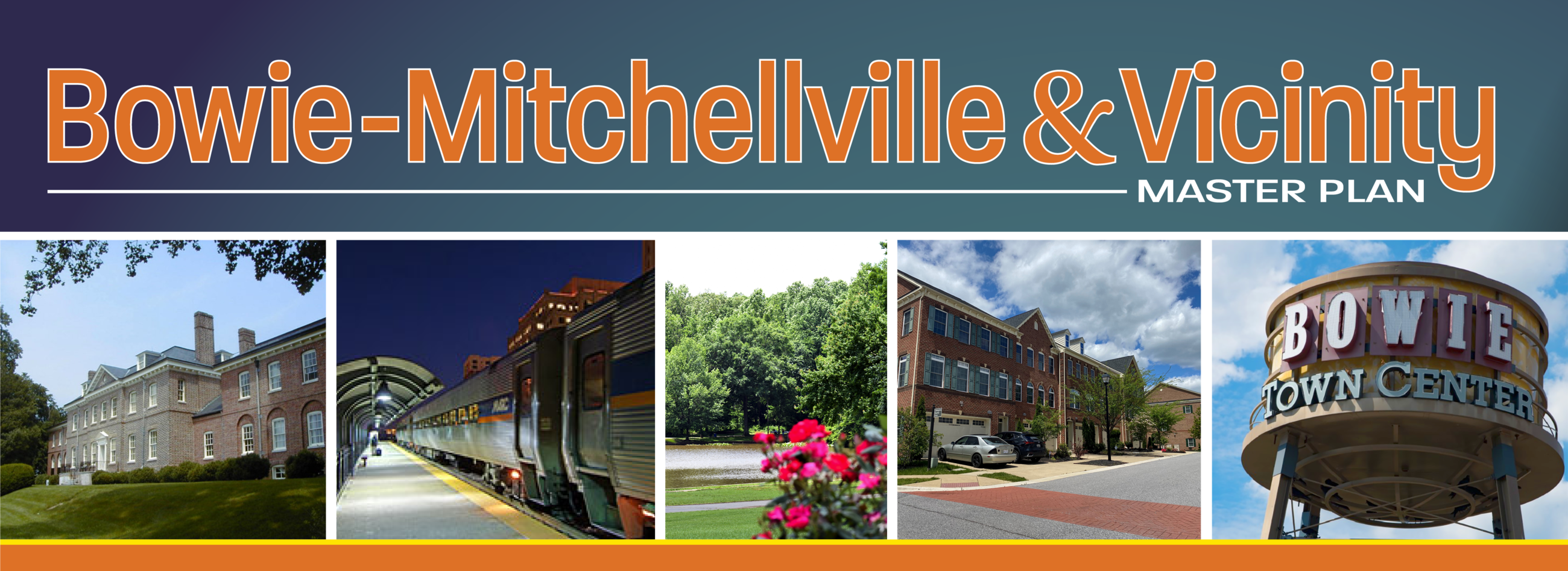 Bowie-Mitchellville and Vicinity Master Plan