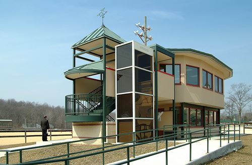 Equestrian Center Exterior