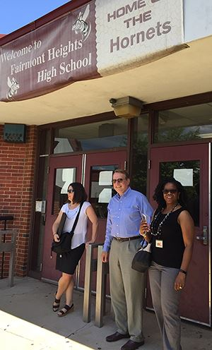 FHHS PAMC Staff Tour